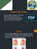Caries de ICDAS