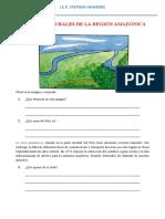 Recursos Naturales de la Región amazonica tema8 6to