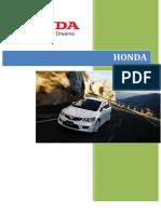 Honda TQM