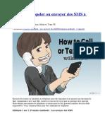 Comment appeler ou envoyer des SMS à une fille