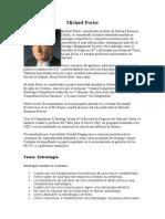 Michael Porter cadena valor