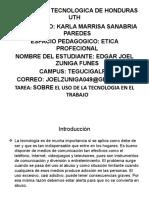 TAREA DE ETICA PROFECIONAL LLL.