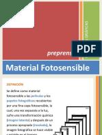 42 materiales fotosensibles