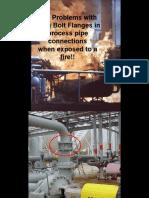 Long Bolt Flange Design