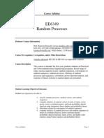 UT Dallas Syllabus for eesc6349.001.11s taught by Kamran Kiasaleh (kamran)