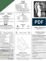Weekly Bulletin 01-02-11