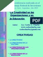 la-creatividad-en-las-organizaciones-y-en-la-educacin-13062.ppt