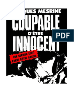 Mesrine - Coupable d'être innocent