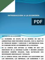 INTRODUCCION A LA ECONOMIA      Corte I.ppt