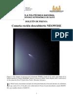 Cometa_NEOWISE