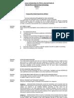 FAQs for PhD Batch-2