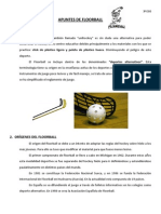 APUNTES DE FLOORBALL