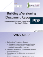 Building a Versioning Document Repository
