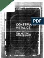 Indrumator metal-siminea