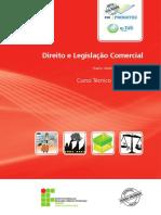 Direito e Legislação Comercial