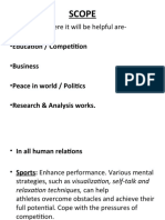 Scope of psychology of Happiness.ppt