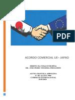 acordo de livre comercio