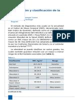4. Evaluación y clasificación de la obesidad - PDF Descargar libre