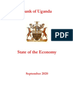 State of the Economy September 2020