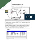 08 - Como testar o Sensor MAP