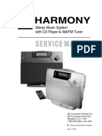 JBL Harmony 230RDS - Harman Kardon - Manuel EN