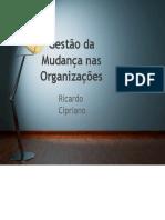 Gestão de mudanças em_ Organizações