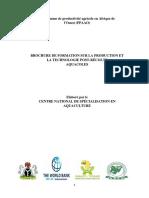 WAAPP-Nigeria AquacultureTraining Brochure_TR