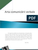 Arta comunicării verbale 2003