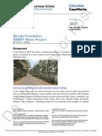 byrraju foundation case study