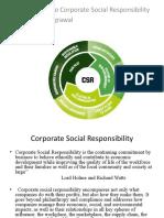 Short CSR PPT