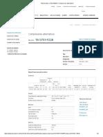 COMPRESOR TA1375Y-FZ2B satandar electric