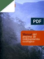 manual del proceso de ordenamiento ecologico