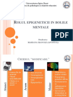 prezentare_epigenetica_si_boliile_mentale
