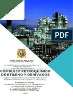 Proyecto de Complejo de Etileno y Derivados 2020