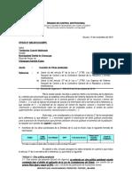 Oficio N° 486-2019-OCI MPC Inventario Checacupe Noviembre