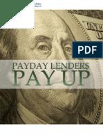Payday Lenders Report_CREW