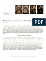 Study  of Peter as a Mode for Servant Leadership.pdf