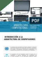 Introducción Arquiectura Computacional