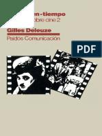 Deleuze - La imagen-tiempo. Estudios sobre cine 2.pdf