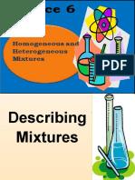 Grade 6_Q1_Homogeneous and Heterogeneous Mixtures