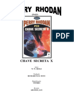 P-023 - Chave Secreta X - W. W. Shols