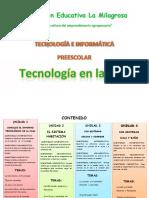 TEC. PREESCOLAR 2015 PDF.