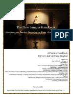 New Sangha Practice Book