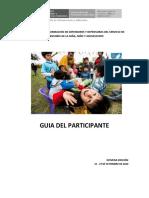 Guía del Participante Curso virtual de Formacion de Defensores  21-27 Set 2020