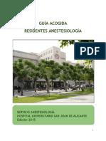 Guía de acogida a residentes de Anestesiología - H Sant Joan d'Alacant - 2015.pdf