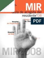 Guía de acogida del residente - H del Mar - 2008.pdf