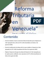 1. Ponencia CPEZ Reforma IVA Agosto 2018 - KPMG
