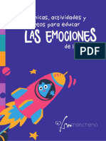Técnicas, actividades y cuentos para educar las emociones de los niños