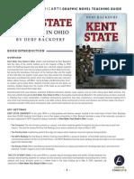 Kent State Teaching Guide