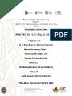 Proyecto propiedades 2D